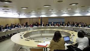 Vista de la última reunión del Consejo de Política Fiscal y Financiera (CPFF) celebrada ayer