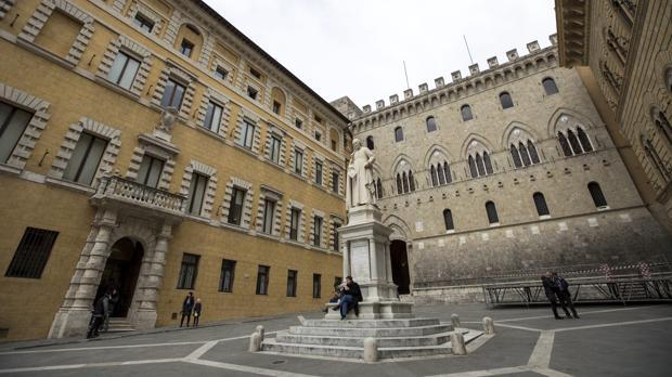 Sede del banco Monte dei Paschi de Siena