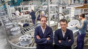 Juantxo Martinez-Garciriaín y Miguel Ugalde, Presidente y gerente de MAPSA, una cooperativa de 326 socios y más de 100 millones de euros de facturación