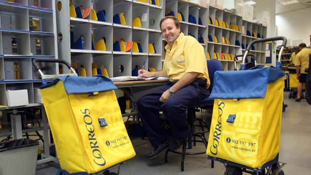 Correos lanza su segunda gran oferta de empleo for Oficina correos madrid