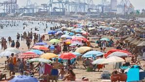 España recibió entre enero y noviembre 71,6 millones turistas extranjeros, un 10% más