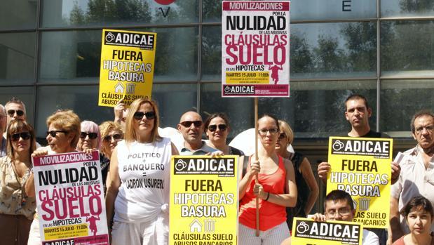 El gobierno retira el c digo voluntario de cl usulas suelo for Clausula suelo y acuerdo extrajudicial