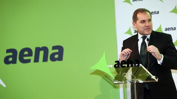 José Manuel Vargas, presidente de AENA