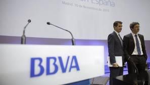 BBVA mejora al 3,3% su previsión de crecimiento para España en 2016