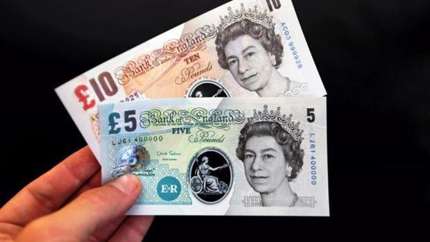 La divisa británica ha caído a mínimos de los últimos 31 años