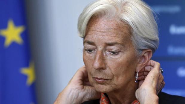 La directora generente del FMI, Christine Lagarde