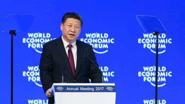 El presidente de China insta a otros líderes a «decir no al proteccionismo»