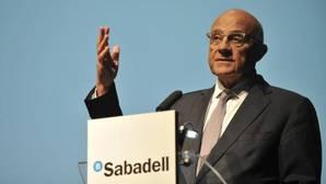 Banco Sabadell gana 710,4 millones, el 0,3% más, tras realizar las dotaciones para las cláusulas suelo