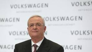 El expresidente del grupo automovilístico Volkswagen Martin Winterkorn