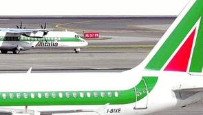 La larga agonía de Alitalia