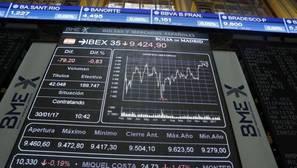 La confianza de los inversores españoles se recupera tras tres trimestres consecutivos en negativo