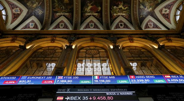 La banca ha lastrado el índice español