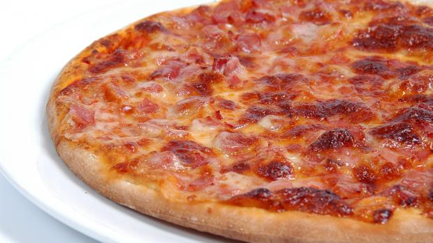 Una pizza dulce para San Valentín