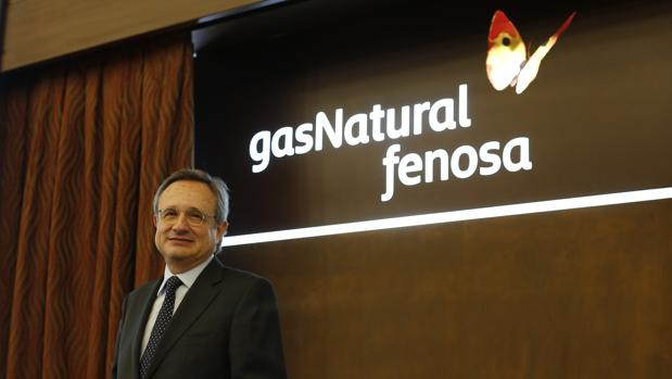 Rafael Valleseca, consejero delegado de Gas Natural