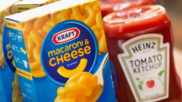 Unilever rechaza la oferta de compra de Kraft valorada en 134.400 millones de euros