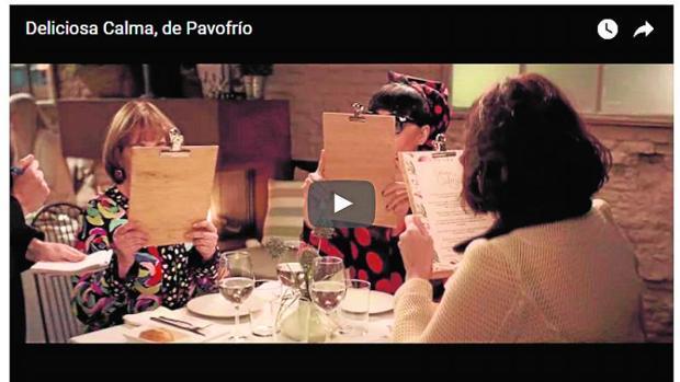 «Deliciosa calma» fue el video más visto en 2016 en Youtube en España. Creado para Pavofrío, destaca el estrés y la carga que atenazan al 66% de las mujeres españolas en su día a día