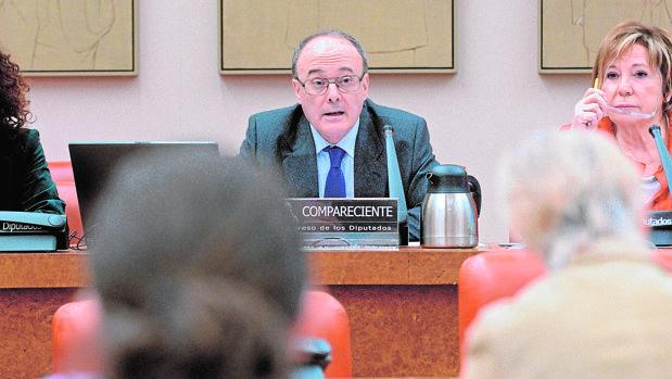 El gobernador del Banco de España compareció la semana pasada en la comisión del Pacto de Toledo