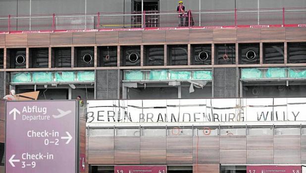 El aeropuerto Willy Brandt, o la historia de una infraestructura en permanente construcción