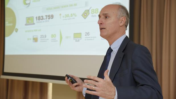 El director general de Leroy Merlin España, Ignacio Sánchez