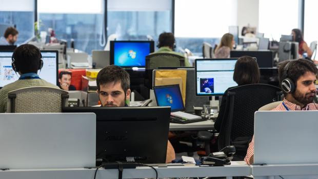 Amazon elige barcelona para instalar su centro de soporte for Oficina central de correos madrid