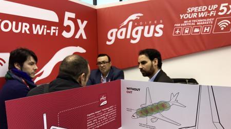 Esta startup ha mejorado el wifi de empresas del sector aeronáutico y de la salud