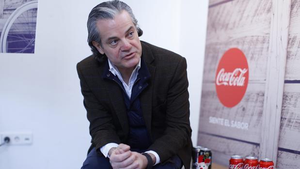 Entrevista a Marcos de Quinto, directivo de Coca Cola