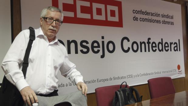 Hemeroteca: Toxo propone como su sucesor en CC.OO. al vasco Unai Sordo   Autor del artículo: Finanzas.com