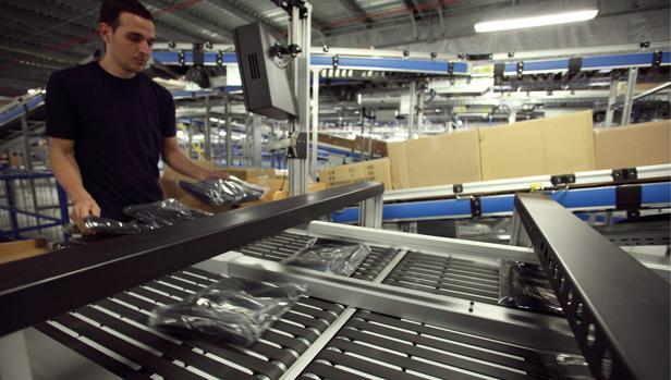 El coste laboral se situó en 2.649,97 euros por trabajador y mes