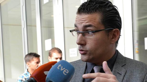 Raúl Pardo Geijo, abogado de Murcia