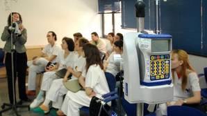 Curso de formación a personal de enfermería