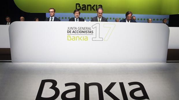 Bankia ya ha devuelto 127 millones de euros en cl usulas suelo Clausula suelo definicion