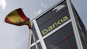 Imagen de archivo de la sede e Bankia en Madrid