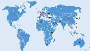 Esta es la imagen que tiene el mundo del «Made in Spain»