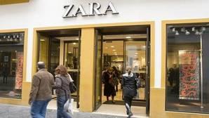 Tienda de Zara, buque insignia del grupo Inditex