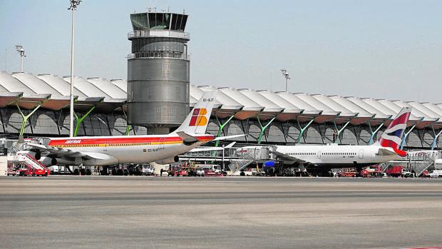 Terminal 4 del aeropuerto Adolfo Suárez-Madrid Barajas