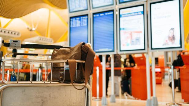 Los aeropuertos son los lugares más comunes para perder algo