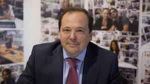 El director del departamento de Gestión de la Agencia Tributaria, Rufino de la Rosa
