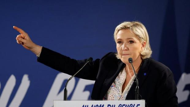 Bank of America dibuja un escenario posterior a una hipotética victoria de Marine Le Pen en Francia