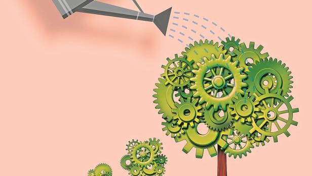 La atomización de la empresa española, un hándicap para competir