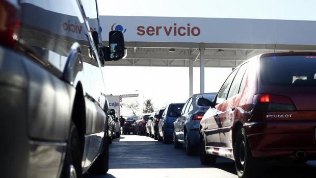 Los principales incrementos se produjeron en el carburante para transportes