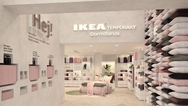 Ikea anuncia la apertura de una tienda temporal en el - Habitaciones ikea 2017 ...