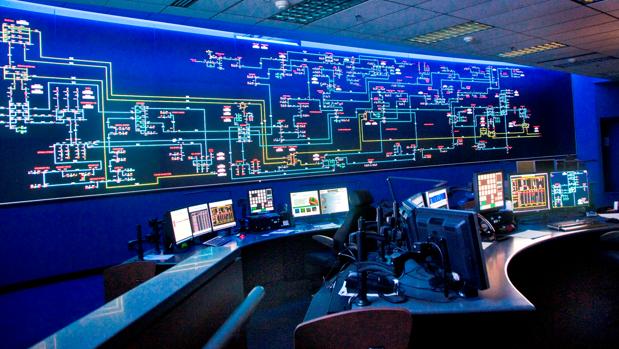 Centro de control de generación de Avangrid en Estados Unidos