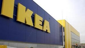 Centro comercial de Ikea en Sevilla