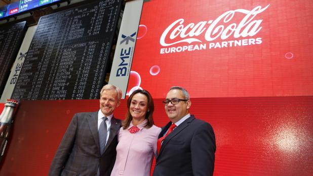 Salida a Bolsa de Coca-Cola European Partners