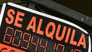 Los contribuyentes podrán deducir el 10,05% de las cantidades satisfechas por el alquiler