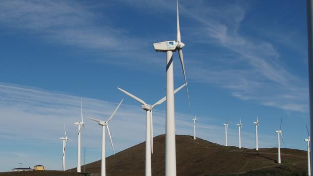 España se encuentra entre los primeros países del mundo en producir energía eólica
