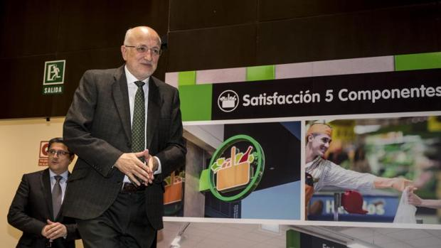 El presidente de Mercadona repite como el líder con mejor reputación de España