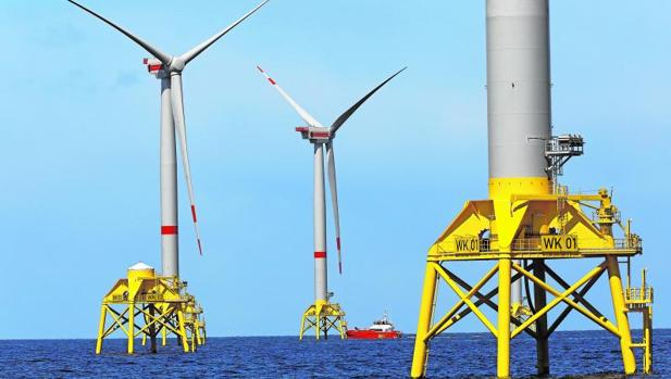 Resultado de imagen de energia eolica