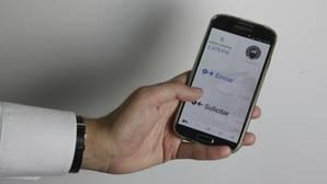 Imagen de la aplicación de Bizum