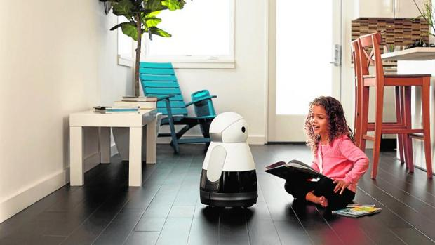 Kuri podrá interactuar con los seres humanos y con los electrodomésticos de la casa
